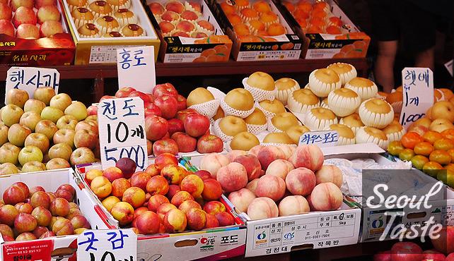 Photos: Gil-dong Market (길동시장)