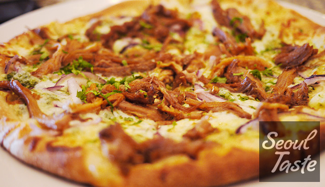 Habanero Carnitas Pizza - California Pizza Kitchen