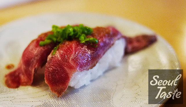 갓덴스시 강남점 (Gatten Sushi)