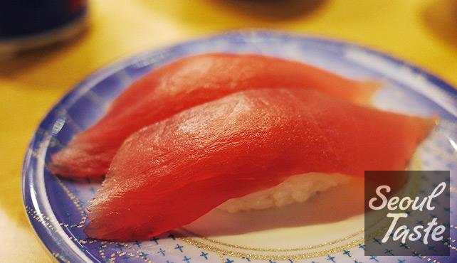 참치 (Blue Dish - 2600원)