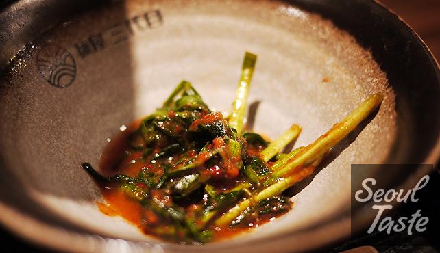 Chive Kimchi